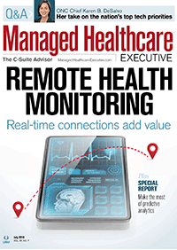 مجله Managed Healthcare Executive July 2016