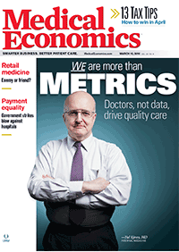 مجله Medical Economics March 2016