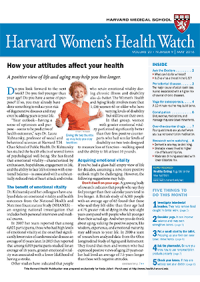 خبرنامه Harvard Womens Health Watch May 2016
