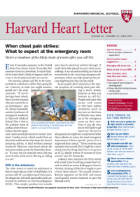 خبرنامه Harvard Heart Letter June 2016