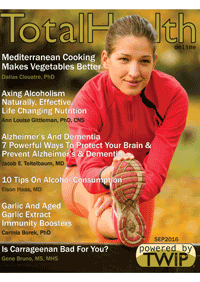 مجله Total Health September 2016