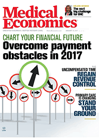 مجله Medical Economics January 2017