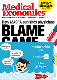 مجله Medical Economics May 2017