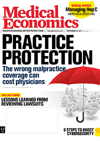 مجله Medical Economics September 2017